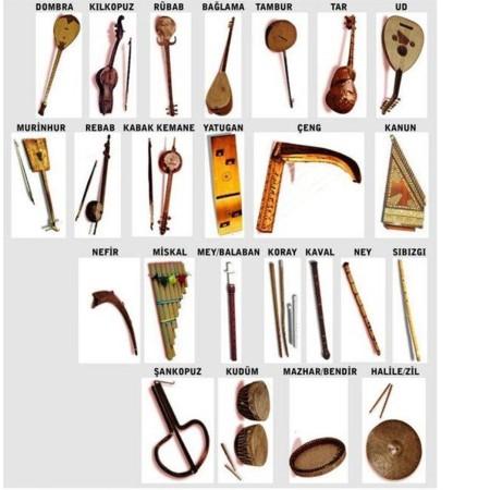 türk müzik aletleri