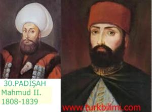 PADİŞAH Mahmud II. (1808-1839)