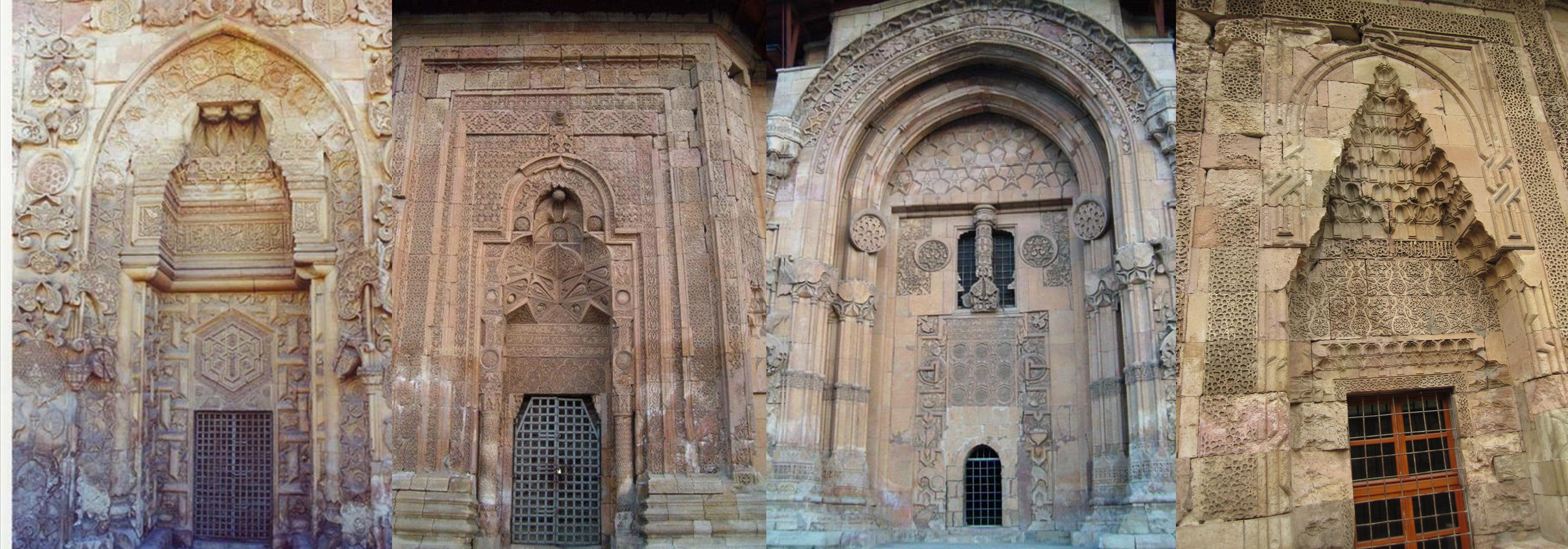 divrigi ulu camii kapılar