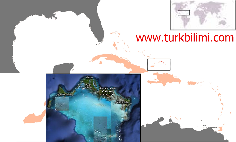 türk ve kayık adaları