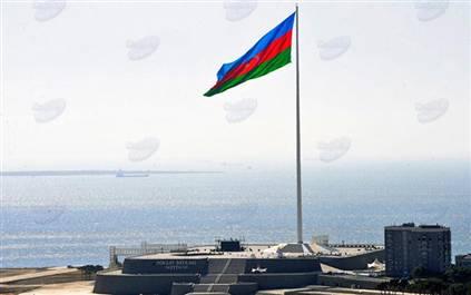 azerbaycan-dünyanın en yüksek bayrak direği