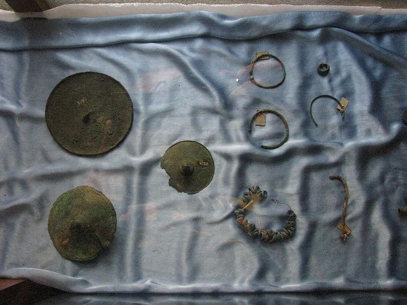 Aiud - Romanya Tarih Müzesi - İskitli Akasir Buluntuları 1