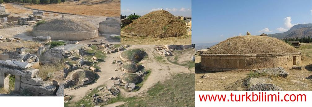 türkiye -denizli-mezarları