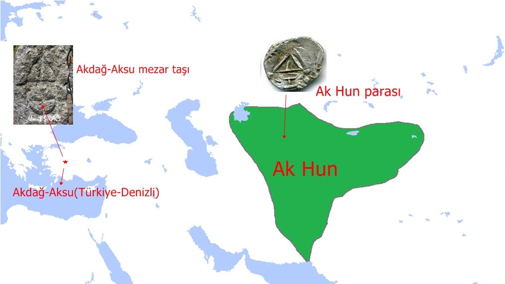 Akdağ-Aksu ve Ak Hun tarih bağı