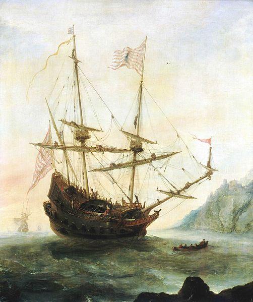 santa maria-köle gemisi