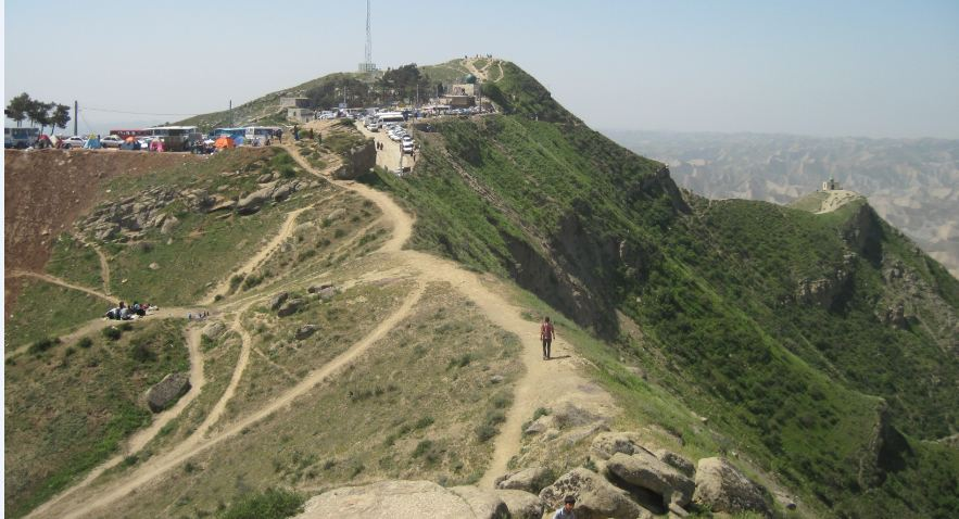 tanrı dağı tepesi halit peygamber mezarı
