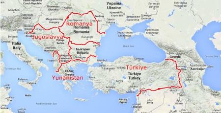 934 Balkan paktı