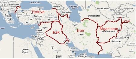 1937 Sadabat paktı