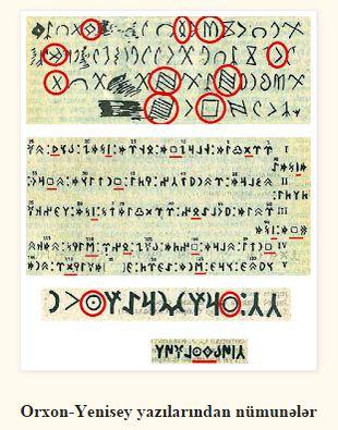 orhon-yenisey yazıtları