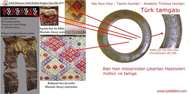 Asya Hun Türk tamgası