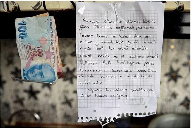 Türklerde adaletin resmi..