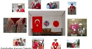 TOMOHİTO MİKASA Türk Japon dostluğu- Kazumi Takeda