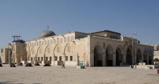 Tapınak şövalyelerinin İlk karargâhları. Mescid-i Aksa -Jerusalem_Al-Aqsa_Mosque