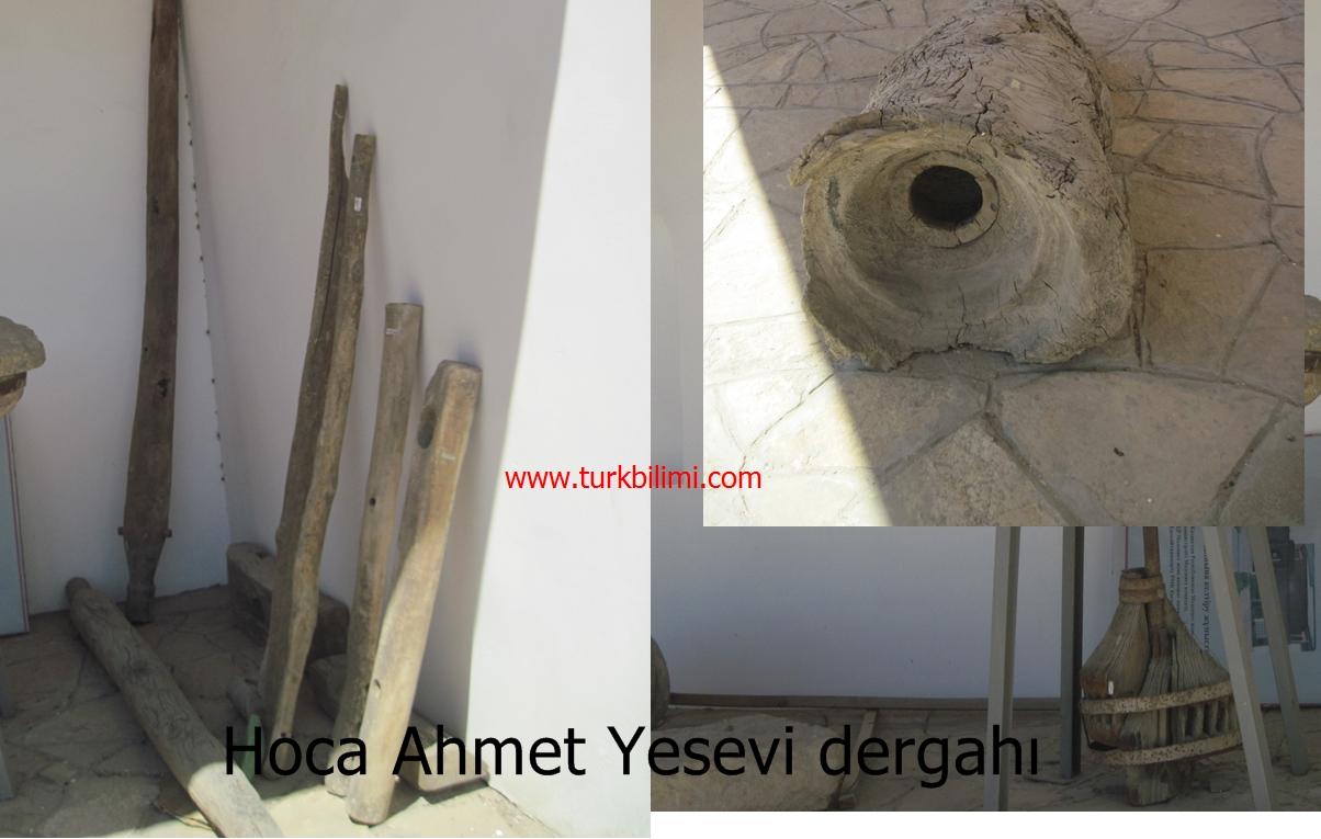 Hoca Ahmet Yesevi dergahı