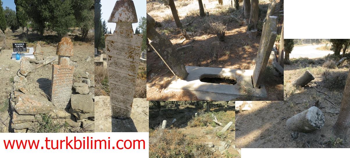 Karainebeyli mezarları