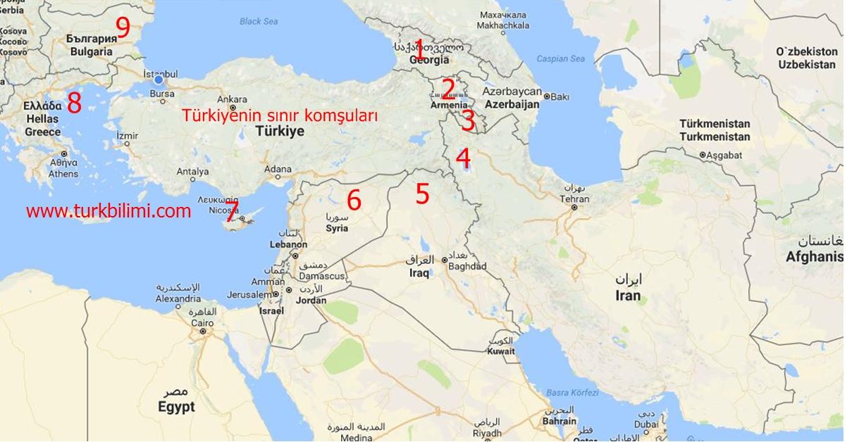 turkiye-sinir-komsulari