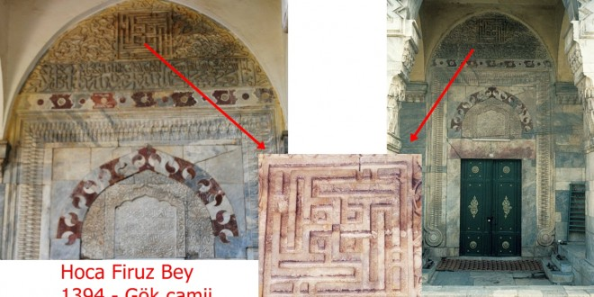 Hoca Firuz Bey - 1394 - Gök camii