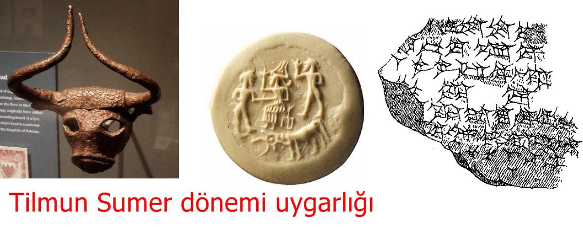 Tilmun Sumer dönemi uygarlığı