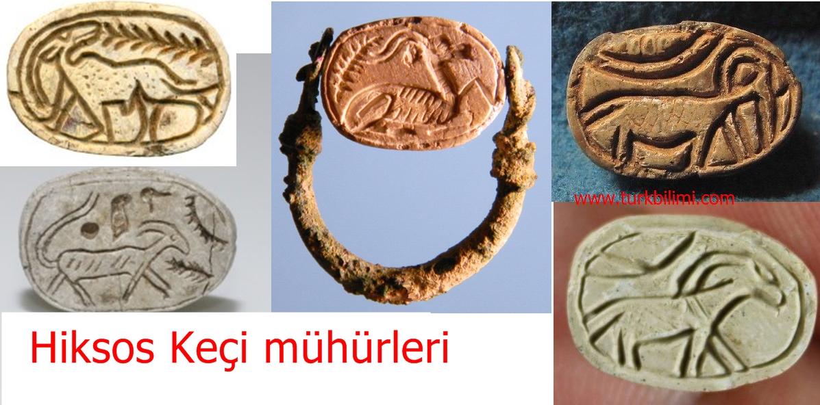 Hiksos Keçi mühürleri