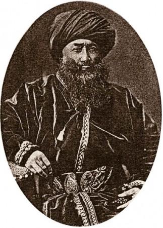 Veselovski-1898-Yakub-Bek Dungan Revolt
