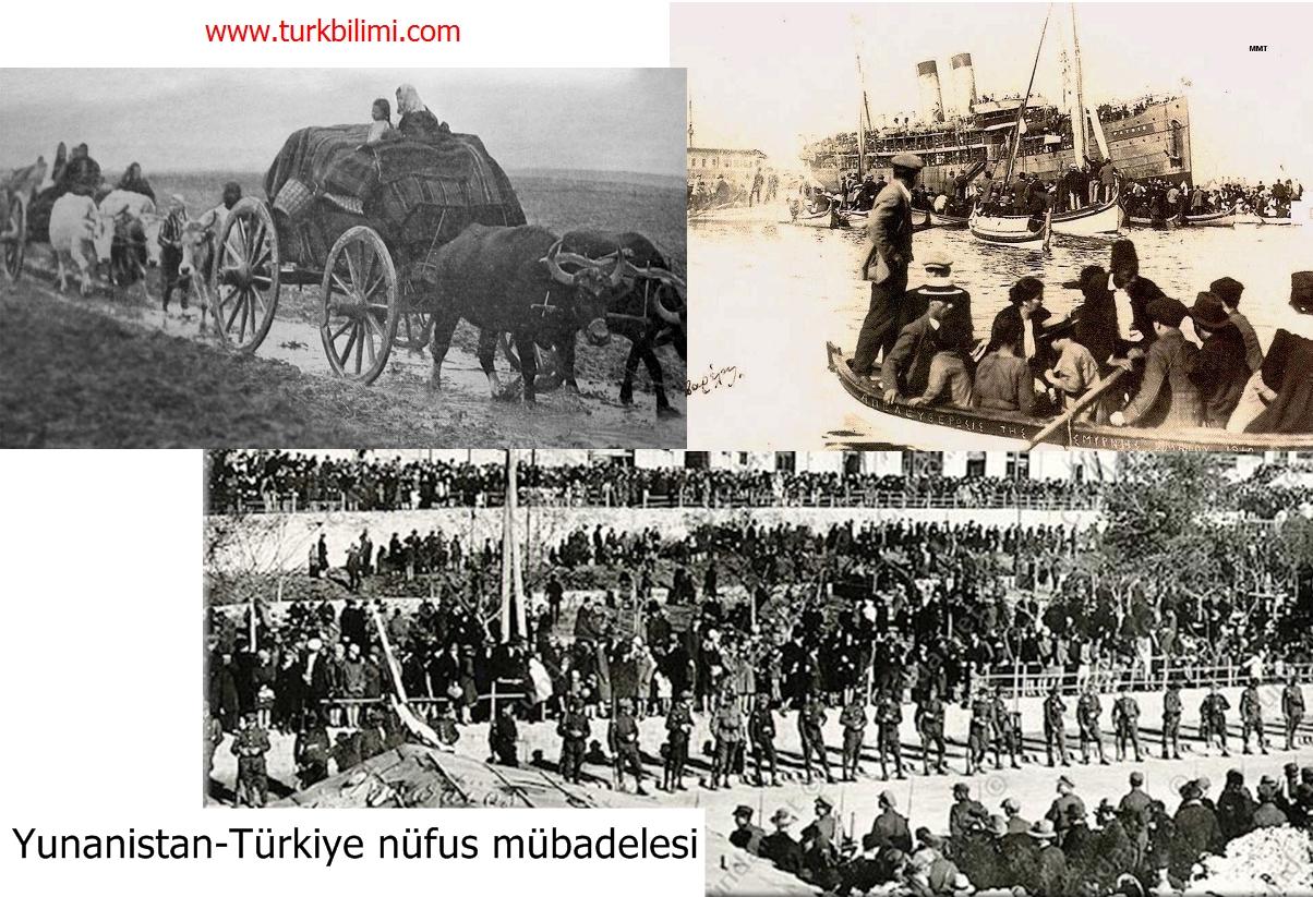 Yunanistan-Türkiye nüfus mübadelesi