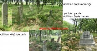 Adil Han köyünde tarih