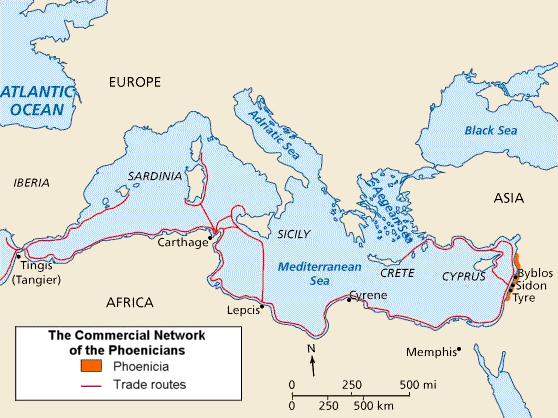 PhoenicianTrade - fenike