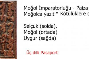 ipekyolu pasaport - kötülüklere dikkat et