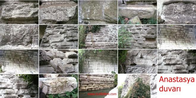 Anastasya duvarı.