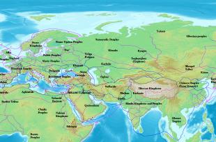 Dünya ticaret yolu ve tarihi
