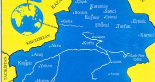 1757: Sincan'ın (Doğu Türkistan) Çin tarafından ilhakı