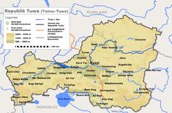 Tannu Tuva Halk Cumhuriyeti (1921-1944)