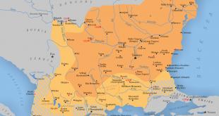 İkinci Bulgar İmparatorluğu ve Bizans'ı yıkan Kuman Türk'ü Şişman hanedanları 1185-1396