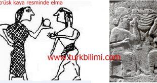 Yasak kutsal meyva; Alma- Elma'nın Ata şehri – Alma Ata ve tarihi kültürü.