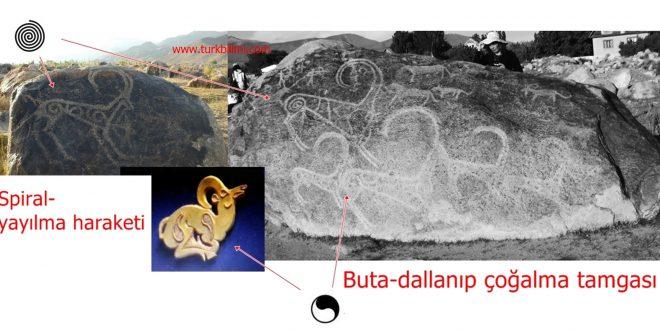 Çolpan Ata; Ata topraklarında antik bir tarihi alan