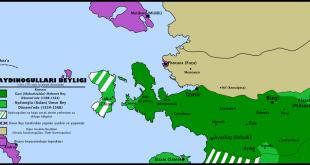Egede bir Selçuklu tarihi, Aydınoğulları 1308-1426