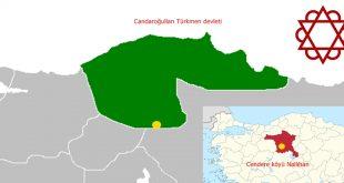 Çandarlı, Candaroğulları ve Osmanlı İmparatorluğuna 4 sadrazam veren candar köyü 1364-1499