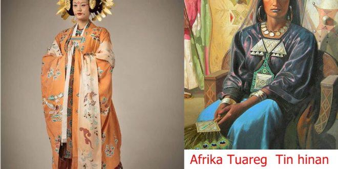 Tin hinan ve Tun huan; İki farklı coğrafyada benzer isimler tarihi.