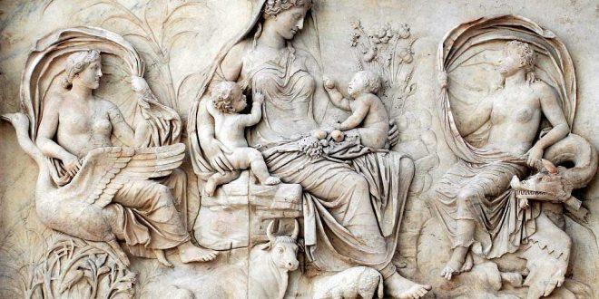"""Asya, Avupa ve Afrika'da 3000 yıllık """"Kutsal Bakire"""" Vestal Virgin tarihi"""