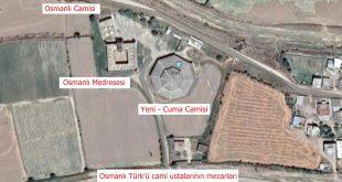 İran Türkmensahra'da Osmanlı camii