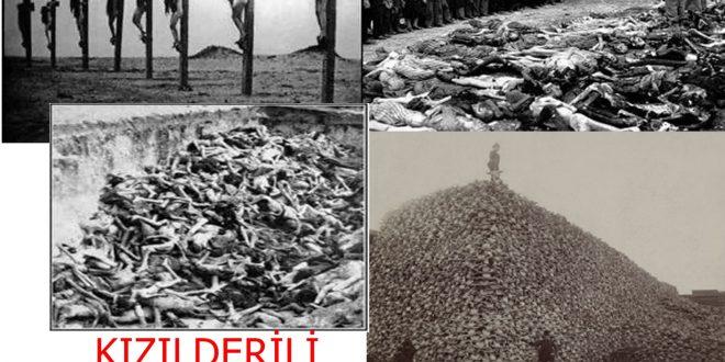 VAHŞİ BATI ABD'nin milletler ve devletlerde yaptığı katliamlar, zulüm ve soykırımları