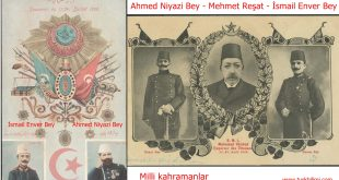 """Resneli milli kahraman Niyazi Bey'in mütevazi yaşamı """"Ne şehittir ne de gazi, pisi pisine gitti Niyazi"""""""
