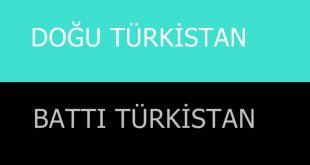 """BATTI """"DOĞU TÜRKİSTAN"""" !!!"""