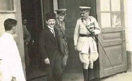 Osmanlı başkenti İstanbul'un bombalanması 1917 ve İngiliz işgali  1918-1923