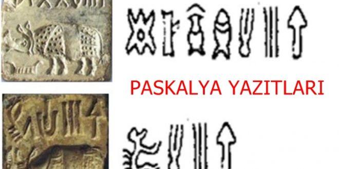 Paskalya antik  yazıları ve diğer ortak olduğu kültür bağı ve coğrafyalar.