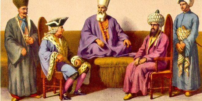 Osmanlı devleti ülkelerarası ilişkilerdeki dil çevirmenlik tarihi ve Yahudi dil çevirmenler..