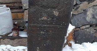 Erzurum Şenkaya'da 2500 yıllık kıpçak balbalı bulundu