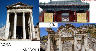 Antik inanç merkezlerinde ortaklık