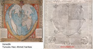 DOĞU İLE BATININ VENEDİKTE BULUŞMASI bir harita ve hakkındaki siyasi bilgiler.. 1534