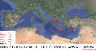 AKDENİZ'DE OSMANLI-VENEDİK TİCARET SAVAŞLARI TARİHİ